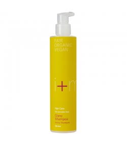 Shampoing brillance BIO citron - 250ml - i+m Naturkosmetik Berlin Hair Care