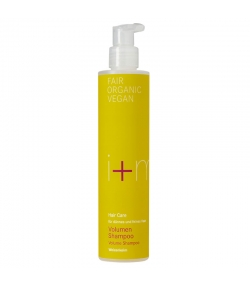 Volumen BIO-Shampoo Weizenkeim - 250ml - i+m Naturkosmetik Berlin Hair Care