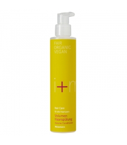 Après-shampoing volume BIO protéines de blé - 200ml - i+m Naturkosmetik Berlin Hair Care