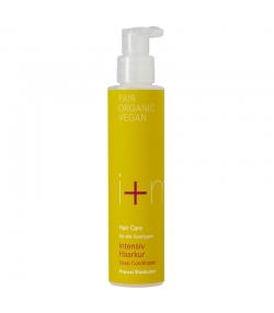 Masque capillaire intensif BIO Pracaxi & beurre de karité - 150ml - i+m Naturkosmetik Berlin Hair Care