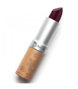 BIO-Lippenstift matt N°124 Weinrot - 3,5g - Couleur Caramel