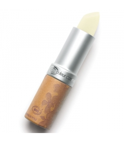 Soins des lèvres incolore BIO N°229 Transparent - 3,5g - Couleur Caramel