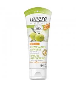 Crème mains & ongles soin 2 en 1 BIO olive & camomille - 75ml - Lavera