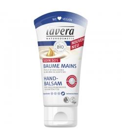 Baume mains soin SOS BIO macadamia &  beurre de karité - 50ml - Lavera