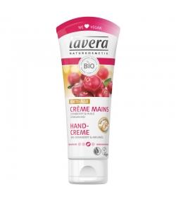 Crème mains anti-âge BIO cranberry & argan - 75ml - Lavera