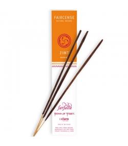 Zimt Warming Faircense-Räucherstäbchen - 10 Stück - Farfalla