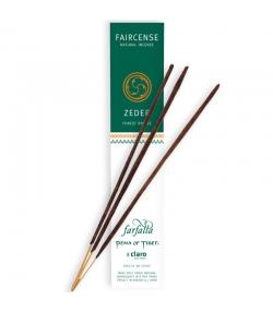 Bâtons d'encens Faircense Cèdre Forest Breeze - 10 pièces - Farfalla