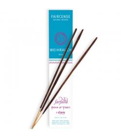 Bâtons d'encens Faircense Encens Aura - 10 pièces - Farfalla