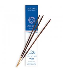 Lavendel Anti-Stress Faircense-Räucherstäbchen - 10 Stück - Farfalla