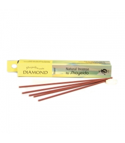 Bâtons d'encens Shoyeido Diamond - 30 pièces - Farfalla
