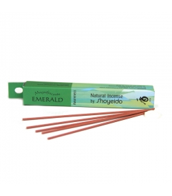 Bâtons d'encens Shoyeido Emerald - 30 pièces - Farfalla