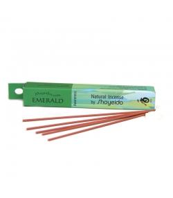 Emerald Shoyeido-Räucherstäbchen - 30 Stück - Farfalla