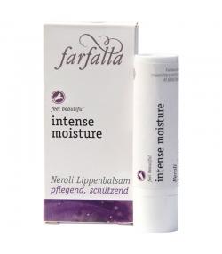 Baume pour les lèvres BIO néroli - 4g - Farfalla Intense Moisture