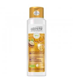 Shampooing & après-shampooing 2 en 1 soin en profondeur & réparation BIO amande & macadamia - 250ml - Lavera Hair