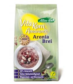BIO-Frühstücksbrei mit Amaranth & Aronia-Beeren - 400g - Allos