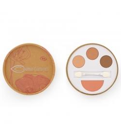 Kit flash makeup BIO N°36 Embrun - 3,3g - Couleur Caramel