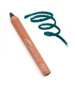 Crayon jumbo yeux mat BIO N°49 Pétrole - 2,1g - Couleur Caramel