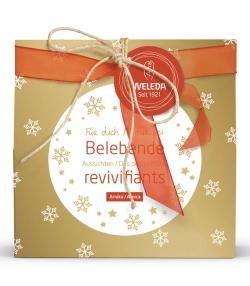 Coffret cadeau Des perspectives revivifiantes BIO arnica - Weleda