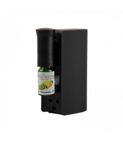 Diffuseur électrique d'huile essentielle par nébulisation - Mobysens Noir - Zen Arôme