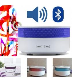 Elektrischer Zerstäuber & Bluetooth Lautsprecher mit Ultraschall für ätherische Öle - Oia V2 - Zen Arôme