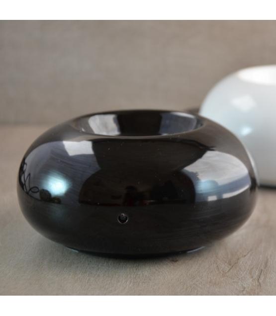 Elektrischer Zerstäuber mit Warmluft für ätherische Öle - Cozy Schwarz - Zen Arôme