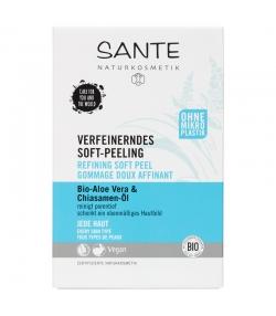 Verfeinerndes Soft BIO-Peeling Aloe Vera & Chia - 8ml - Sante
