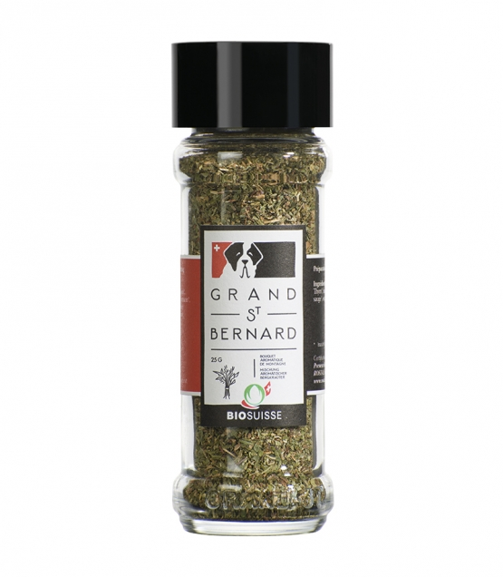 Bouquet aromatique BIO de montagne – 25g – Grand-St-Bernard