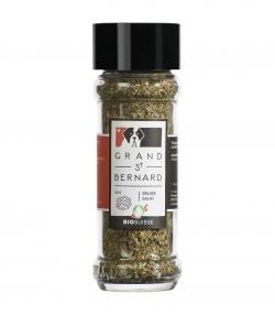 Préparation aux herbes aromatiques BIO pour salade – 25g – Grand-St-Bernard