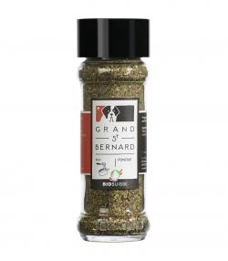 Assaisonnement aux herbes aromatiques BIO pour fondue – 25g – Grand-St-Bernard