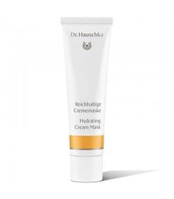 Masque crème nourrissant BIO coing & rose - 30ml - Dr.Hauschka