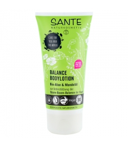 BIO-Bodylotion Aloe & Mandelöl - 200ml - Sante Balance