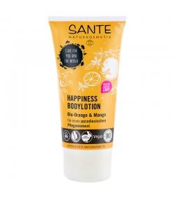 BIO-Bodylotion Orange & Mango - 200ml - Sante Happiness