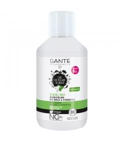 Bain de bouche BIO menthe & vitamine B12 - 300ml - Sante