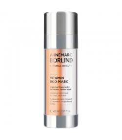 Masque de soin intensif BIO pour peaux fatiguées et ternes - Vitamin Duo Mask - 40ml - Annemarie Börlind
