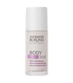 Déodorant à bille BIO bentonite & aloe vera - 50ml - Annemarie Börlind Body Lind