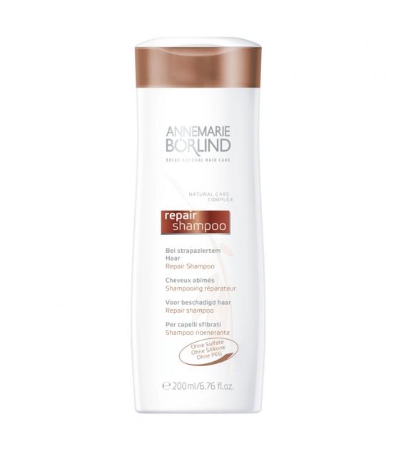 Repair BIO-Shampoo Ahornsirup & schwarzer Hafer - 200ml - Annemarie Börlind Seide Natural Hair Care