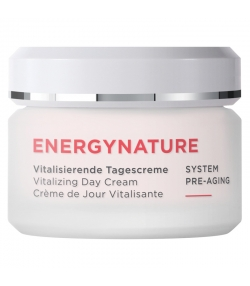 Crème de jour vitalisante BIO rose - 50ml - Annemarie Börlind Energynature