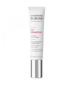 Crème contour yeux régénératrice naturelle complexe pré- & probiotique & orchidée - 15ml - Annemarie Börlind ZZ Sensitive