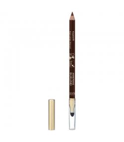 Crayon yeux BIO Black brown - 1g - Annemarie Börlind