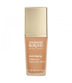 Fond de teint crème anti-âge BIO Almond 04k - 30ml - Annemarie Börlind