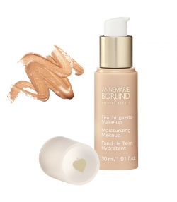 BIO-Feuchtigkeits-Make-up Liquid Almond 46k - 30ml - Annemarie Börlind