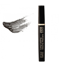 Mascara volume longue tenue BIO Black - 10ml - Annemarie Börlind