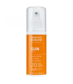 BIO-Sonnen-Spray LSF 20 Panthenol - 100ml - Annemarie Börlind Sun Care