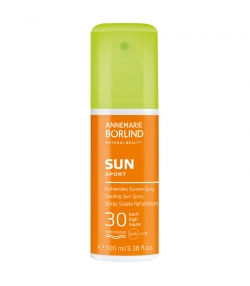 Kühlendes BIO-Sonnen-Spray LSF 30 Panthenol - 100ml - Annemarie Börlind Sun Care