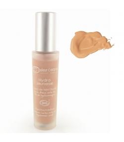 BIO-Flüssig-Make-up Hydra Jeunesse N°26 Bernstein-Beige - 30ml - Couleur Caramel