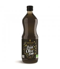 Huile d'olive BIO Nouvelle récolte 2016 – 1l – Vigean