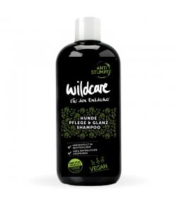 Hunde Pflege & Glanz BIO-Shampoo Aloe Vera - Anti Stumpf - 250ml - Wildcare