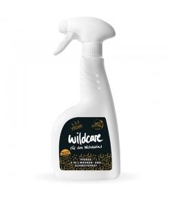 Spray 2 en 1 pour la crinière et la queue du cheval BIO aloe vera - Action lissante - 500ml - Wildcare