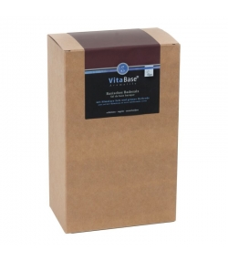Sel de bain basique avec sel de l'Himalaya & terre médicinale verte - 1kg - Aromalife VitaBase