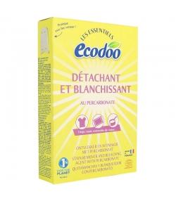 """Ökologischer Fleckentferner & Bleichmittel mit Percarbonat """"Les Essentiels"""" - 350g - Ecodoo"""
